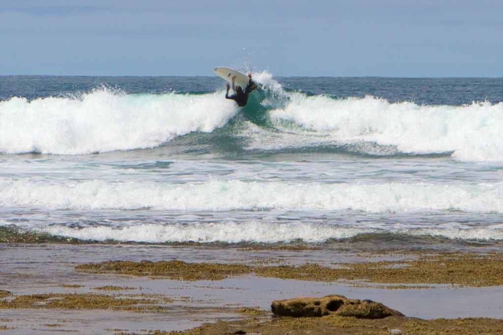 Bells Beach locals surfing 2011 02 239 1024x683 Torquay   Bells Beach   The Start Of The Great Ocean Road
