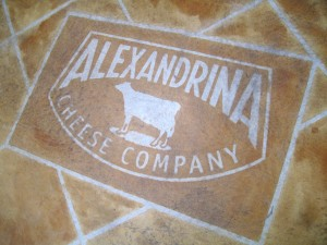 Alexandrina Cheese Company Visit 2011 03 10 1 300x225 Tasty Cheese from Alexandrina Cheese Company