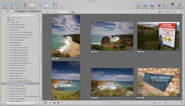 Alamy Workflow from Camera to Upload